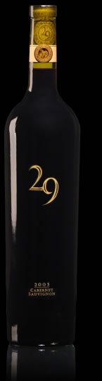 29 estate 2004 cabernet sauvignon